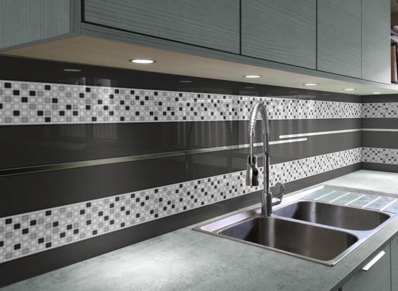k chenr ckwandglas nach ma glasplatten nach ma. Black Bedroom Furniture Sets. Home Design Ideas